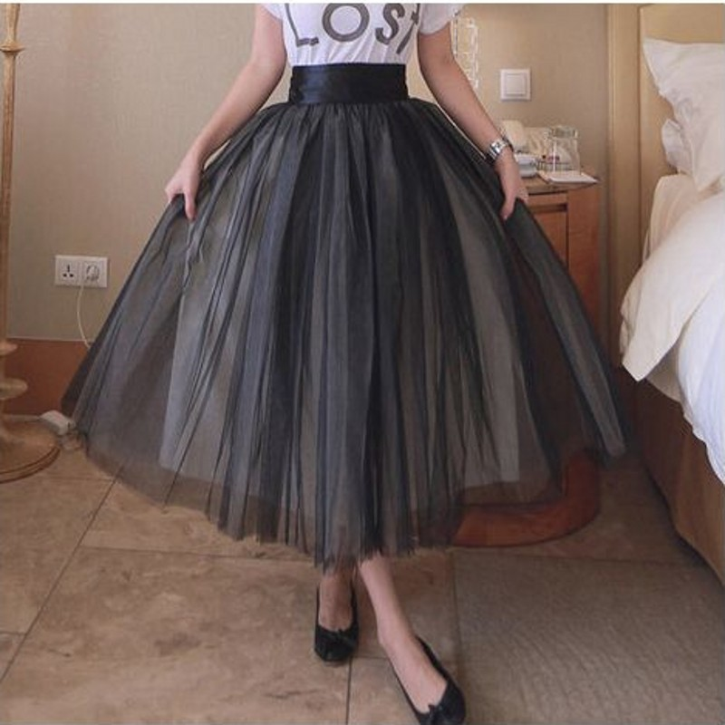 Vintage Ball Gown Skirt Wide Band Zipper Waistline Ankle ...