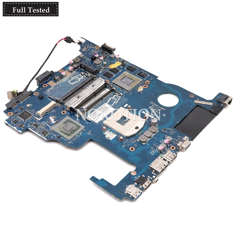 NOKOTION P5LM0 LA-6931P laptop motherboard For Acer ASPIRE 5950 5950G main board MBRA502001 MB.RA502.001 5850M GPU HM65 DDR3NOKOTION P5LM0 LA-6931P laptop motherboard For Acer ASPIRE 5950 5950G main board MBRA502001 MB.RA502.001 5850M GPU HM65 DDR3