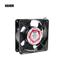 NANUM вентилятор охлаждения 12038 DP200A 2123 220 В 120*120*38 осевые вентиляторы 120*120*38 мм озонатор аксессуары пайки олово вентилятор