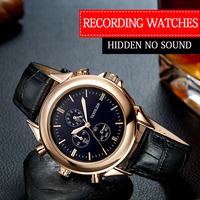 mydash Digital Voice Recorders Voice Recorder Wrist Watch Business Audio Rechargeable Dictaphone MP3 Player Mini Recording pen