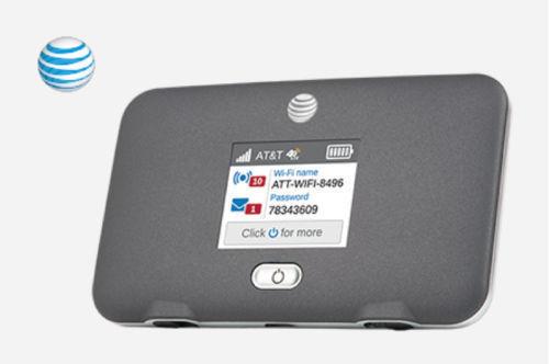 Netgear Aircard 779s Mobile Hotspot Wi-Fi Modem 4G LTE (AC779S) wi fi антенна netgear ant2409 20000s