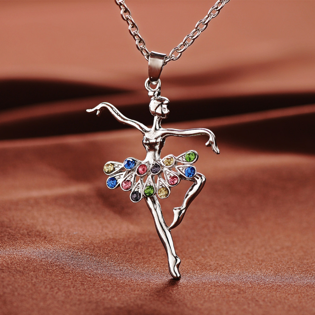 Sterling Silver Girls .8mm 3D Open Umbrella You Me Hearts Love Valentine Message Pendant Necklace