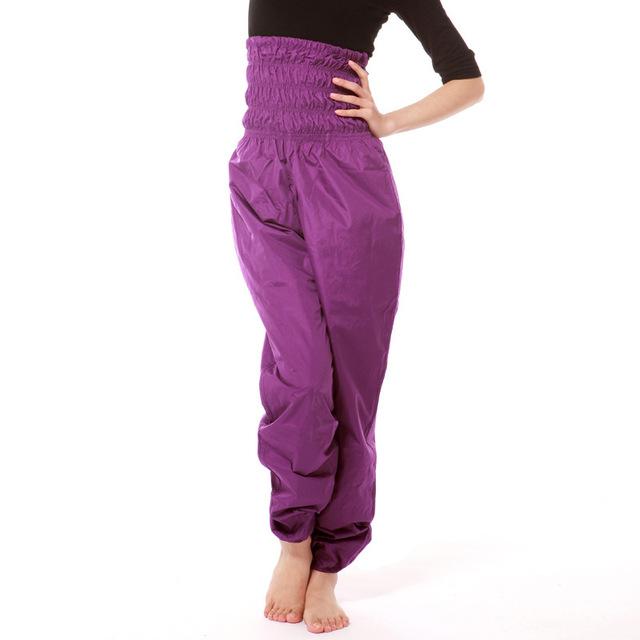 2016 professional emagrecimento calças de cintura alta calças de perda de peso