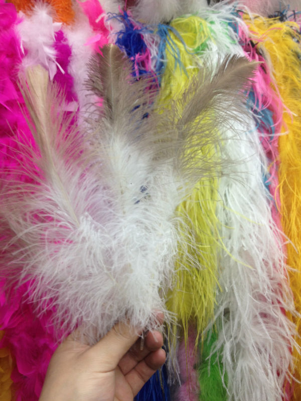 Wholesale perfect 100pcs high quality scare natural Golden eagle velvet feathers 8 12inch 20 30cm Decorative