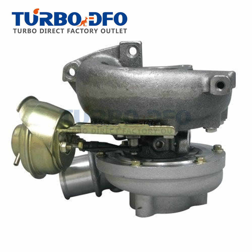 Garrett Turbocharger New GT2052V complete turbo 14411-2X900 for Nissan  Patrol Terrano II 3 0 Di ZD30 158 HP 724639 / 705954