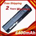 4400mAh Laptop Battery For TOSHIBA PA5023U PA5025U PA5027U PABAS261 PA5023U1-BRS PA5025U1-BRS PA5027U1-BRS PA5024U PA5026U