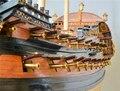 NOVA versão Escala 1/50 classic Russa Kit ingermanland 1715 modelo do navio de madeira modelo de navio de madeira MODELO SC