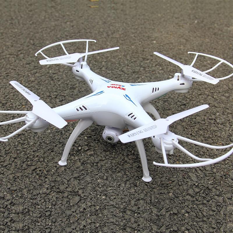 SYMA X5SW RC Drone Wifi Kamera Quadcopter Transmisja w czasie - Zabawki zdalnie sterowane - Zdjęcie 3