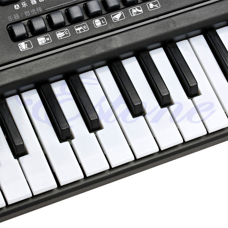 61 Keys Digital Music Electronic Keyboard Key Board Gift Electric ...