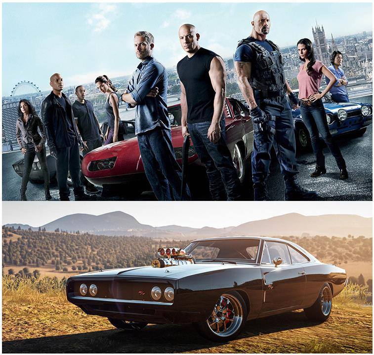 Classic Dodge War chariot,Fast & Furious 7,Super cars,1:32 Alloy ...
