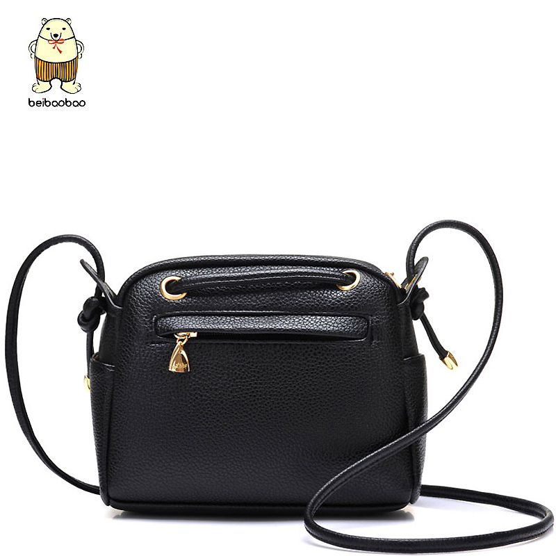 Beibaobao designer mini cross-body bags women messenger bags in shoulder bag Drawstring female handbag summer pouch tote fashion