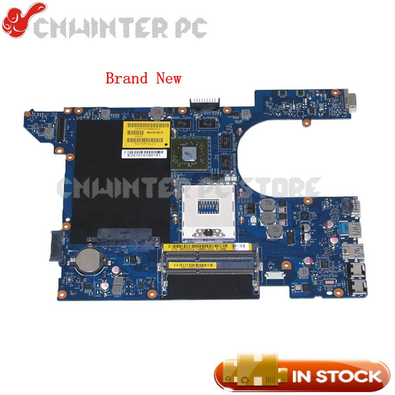 NOKOTION NEW CN-06D5DG 06D5DG 6D5DG For Dell inspiron 15R 5520 Laptop Motherboard HM77 DDR3 HD7670M Video card nokotion brand new qcl00 la 8241p cn 06d5dg 06d5dg 6d5dg for dell inspiron 15r 5520 laptop motherboard hd7670m 1gb graphics