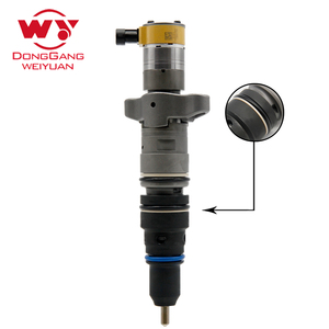 Image 5 - Hot sale durable C9 injector assy 387 9433, for Caterpillar 330C excavator, New common rail injector 3879433, for C9 engine