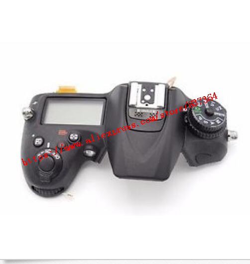 Original D7200 open unit for NIKON D7200 top cover Unit Replacement Authentic DSLR Camera Parts free shipping 100%new d7100 top cover for nikon d7100 open unit camera repair parts