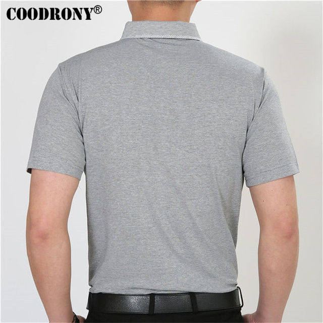 Free Shipping Short Sleeve T Shirt Cotton Clothing Men T-Shirt With Pocket Casual Dress Factory Wholesale Plus Size S XXXXL  2