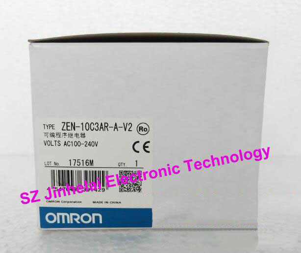 100%New and original ZEN-10C3AR-A-V2 OMRON Programmable relay AC100-240V все цены