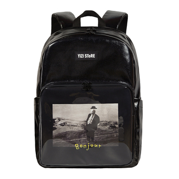 2019 new original waterproof large-capacity school bags printed travel backpacks for boys and girls in PHOTOS series 2 (FUN KIK)