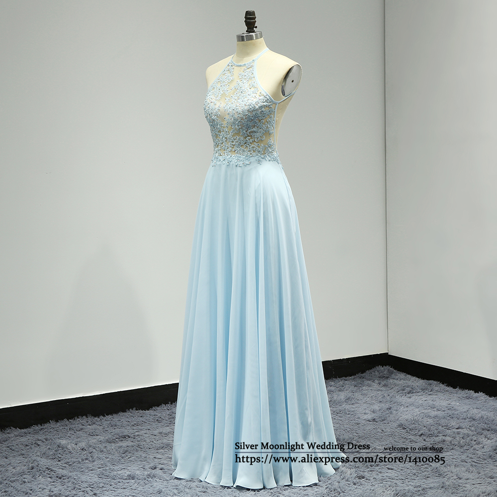Nifuna vestido de festa sexy prom dresses 2017 backless Prom dress ...