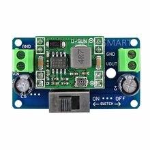 Module régulateur abaisseur réglable MP1584 5V, convertisseur Buck 4.5-24V avec interrupteur pour projet Arduino DIY