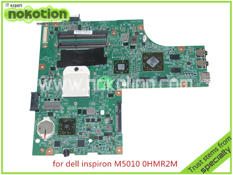 48 4HH06 011 laptop font b motherboard b font for Dell Inspiron 15R M5010 CN 0HNR2M