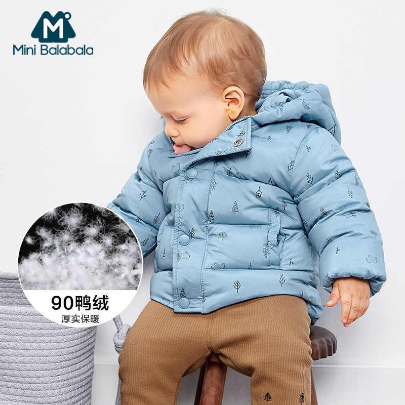 Осенне-зимняя верхняя одежда для детей; куртка принцессы с капюшоном и принтом для маленьких девочек; пальто; подарок на первый День рождения; одежда с хлопковой подкладкой