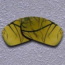 Бронзовый Золотой поляризованные Сменные линзы для солнцезащитных очков