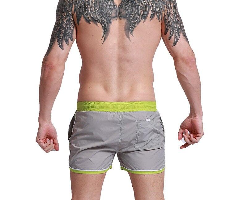 Marca desmiit shorts del bordo uomini pantaloncini da bagno
