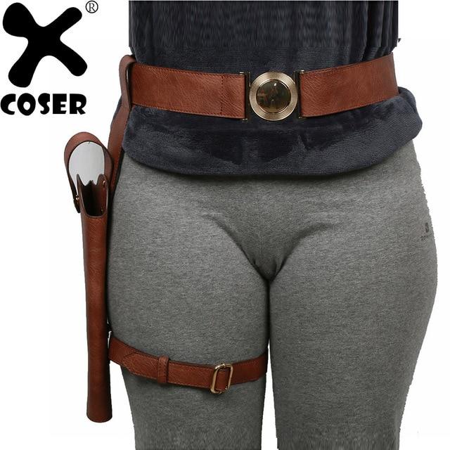 xcoser tomb raider movie cosplay lara croft belt amp holster