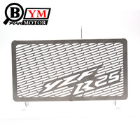 New Motorcycle Accessories Stainless Steel Radiator Guard Protector Grille Grill Cover For Yamaha YZF R25 YZF