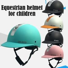 Детские шапки для верховой езды для мальчиков и девочек; рыцарские шапки; шлем для верховой езды и одежда для верховой езды; скоростной шлем; шлем с препятствиями