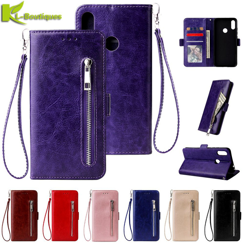 Redmi Note 7 Case On For Funda Xiaomi Redmi Note 7 5 6 8 Pro 6 5A 4A 4X 8A 8T Case Cover Zipper Leather Phone Cases Wallet Cover