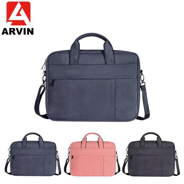 2019 большая сумка для ноутбука Dell Asus Lenovo 15,6 дюймов плечевой ремень для ноутбука сумка чехол для Macbook Air Pro 13