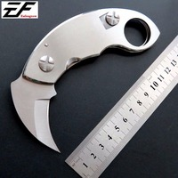 Hot Sale C84 Folding Knife 9CR Blade All Stell Handle Camping Knife Tactical Survival Knife Outdoor