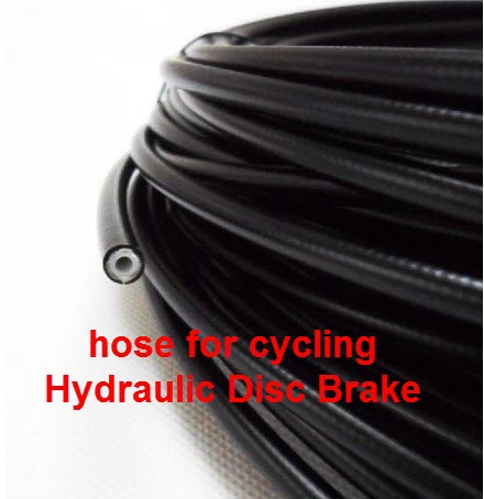 Hydraulic Bike Disk üçün əyləc hortumu, əyləc hortumu, yağlı transefer yağı borusu Velosiped hissələri MTB idman velosiped əyləci