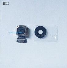 JEDX Оригинальный испытания Для Meizu M3S MINI Камера Заднего вида Передняя Камера Flex Кабель с стекло объектива Ремонт Запчасти