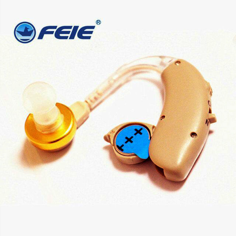 Analog Hearing Aid Invisible Sound Enhancement Deaf Hearing Amplifier S-137 Gift for Elderly