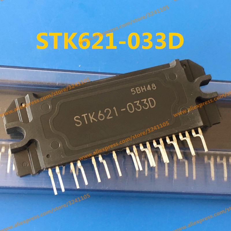 Free shipping NEW STK621-033D STK621-O33D MODULE buy it diretly 1pcs lot stk621 043a stk621 043a module90 days warranty