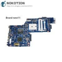 NOKOTION H000051780 PC Motherboard For Toshiba Satellite C855 C855D L850D C850D MAIN BOARD Socket FS1 DDR3 HD7670M Video card
