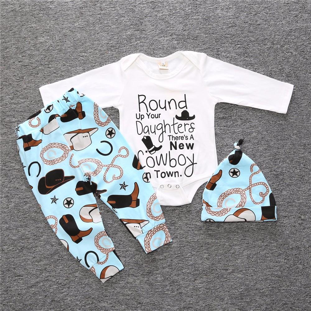 Baby Boy Clothes Set