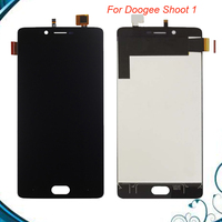 Tested Well For Doogee Shoot 1 LCD Display Digitizer Touch Screen Replace Assemblely Without Frame Smart