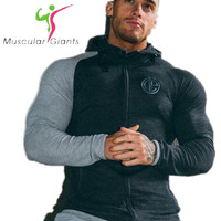 2018 Fashion New Men Hoodies And Sweatshirts Brand Clothing Stringer Bodybuilding Men S L Design Casual