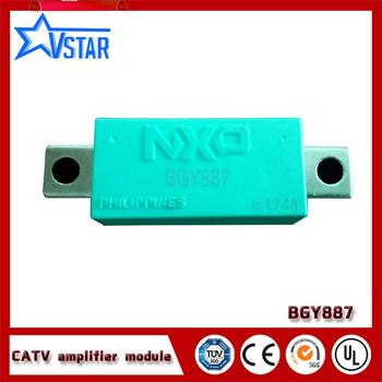 цена на BGY887 New and original IC gain amplifier transistor module