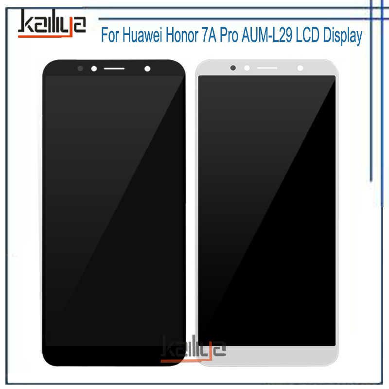 LCD Display For Huawei Honor 7A Pro AUM-L29+5.7 Touch Screen Senor Digitizer Mobile Phone Assembly Replacement Black WhiteLCD Display For Huawei Honor 7A Pro AUM-L29+5.7 Touch Screen Senor Digitizer Mobile Phone Assembly Replacement Black White