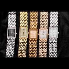 Julius Women Stainless Steel Waterproof Quartz Watch (5 colors)