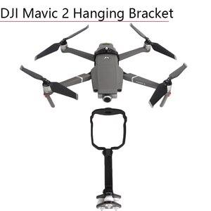 Image 2 - GoPro Toàn Cảnh Camera Thể Thao 360 Độ VR Đầu Thấp Gắn Giá Đỡ Giá Treo Kẹp Cố Định Adapter Dành Cho DJI Mavic 2 pro/Zoom