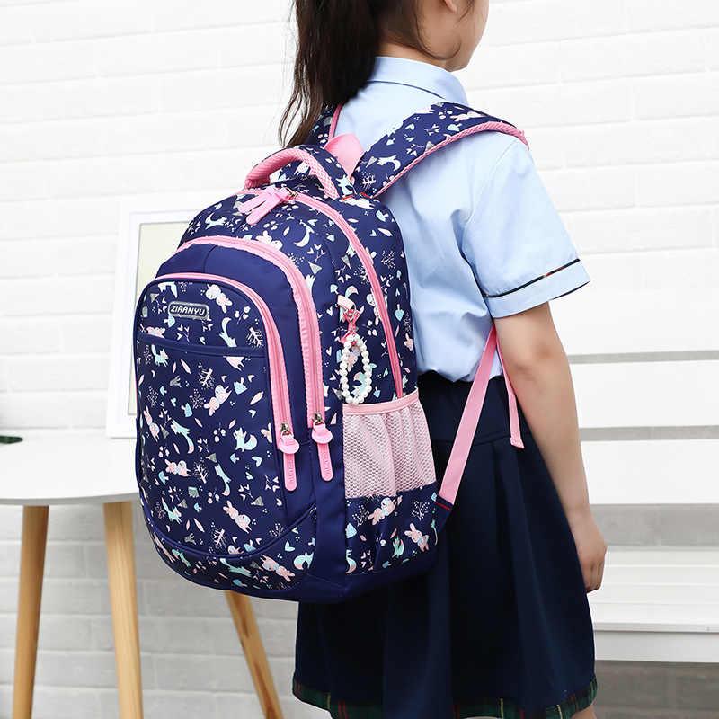 Kinderen Schooltassen rugzakken Kids Schooltassen Tiener Meisjes orthopedische school rugzakken kdis satchel mochila escolar infantil