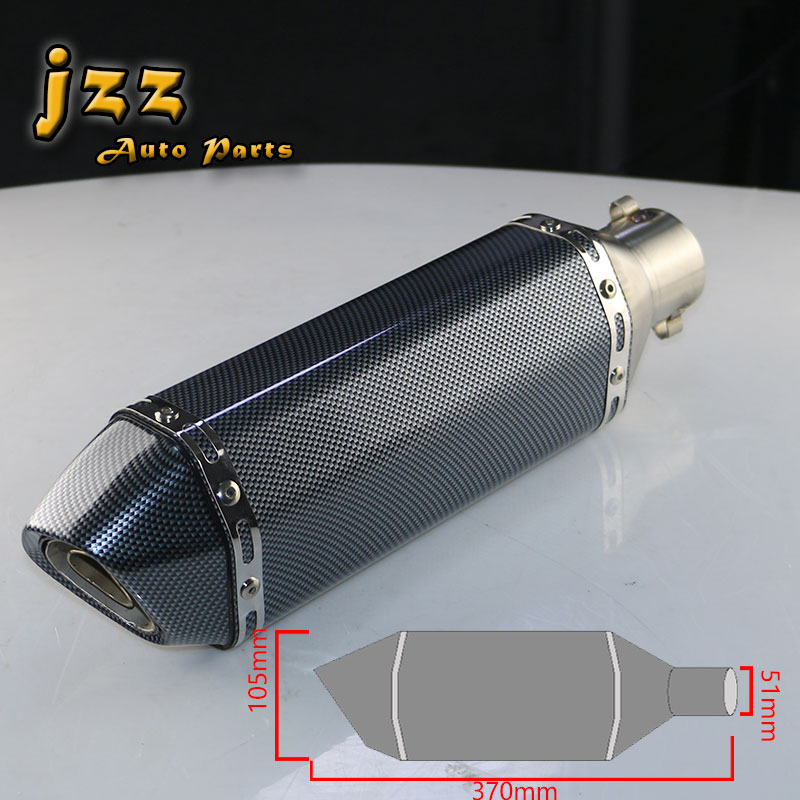 JZZ MOTORCYCLE EXHAUST SYSTEM AKRAPOVIC MUFFLER FOR MOTORCYCLE DB KILLER SOUND BOMB SILENCER ESCAPE SMOKING TIP UNLOADING MOTION женские кольца алмаз холдинг женское серебряное кольцо с эмалью alm3627000332 2 19 5
