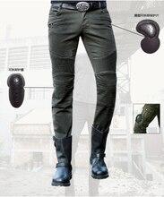 Бесплатная Доставка 2016 Uglybros MOTORPOOL UBS12 джинсы Досуг мото джинсы штаны локомотива армии motor брюки MOTO GP