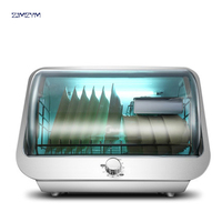 MXV ZLP30T11 Household Kitchen Low Temperature Disinfection Cabinet 310W Desktop Kitchen Ultraviolet Disinfection 35L Capacity