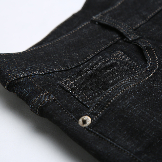 Slim Fit Stretch Jeans For Men 3